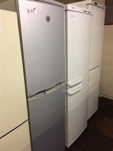 Refrigerator Drawers Uk by Zanussi Fridge Freezer 4 Drawers Wolverhton Dudley