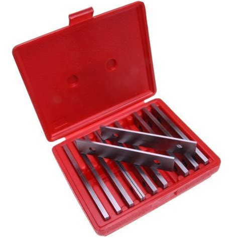 Dry Bar Wet Bar Anytime Tools 10 Pairs Machinist Thin Parallel Jig Block