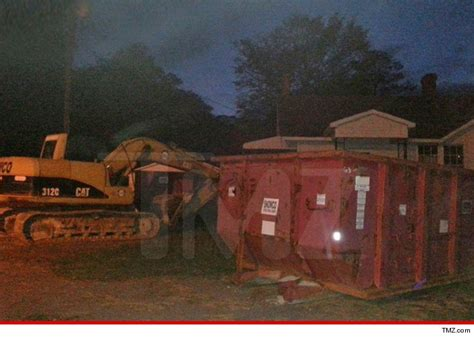 honey boo boo new house honey boo boo house will be destroyed tmz com