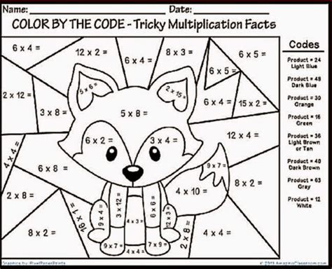 Coloring Pages For Fourth Grade Math Coloring Pages 7th Grade 03 Math Pinterest Math by Coloring Pages For Fourth Grade