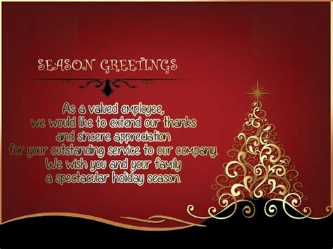 christmas wishes for employee wishes greetings