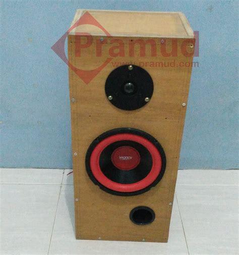 Speaker Dan Subwoofer cara membuat box speaker subwoofer dengan mudah pramud