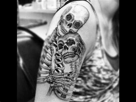 imagenes de calaveras besandose tatuajes calaveras 2 youtube
