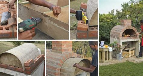 building pizza oven backyard how to build pizza oven in your backyard