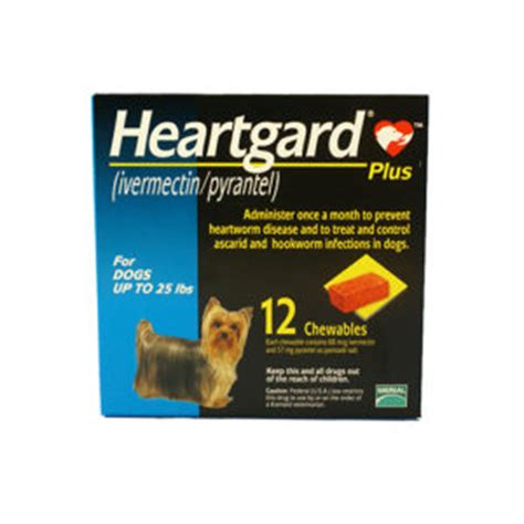 heartgard plus for dogs up to 25 lbs heartworm preventatives canine archives animal hospital