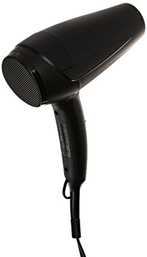 Babyliss Hair Dryer With Brush Attached conair 1875 watt pro styler hair dryer black