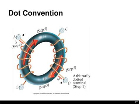 inductance dot convention ppt lecture 10 inductance capacitance nilsson 6 1 6 5 powerpoint presentation id 2182659