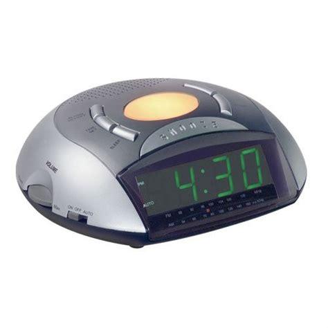 clock radio with light maxim coolsounds alarm clock radio with light