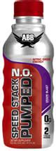 n o energy drink abb speed stack pumped n o energy drink review