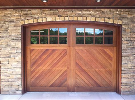 Wood Garage Door Wood Garage Doors And Carriage Doors Clearville Pennsylvania