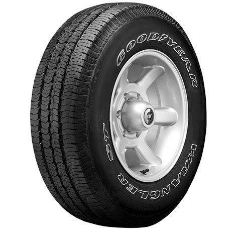 Goodyear Gift Card Balance - goodyear wrangler st tire p215 75sr16