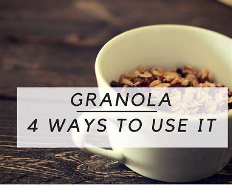 Shoo Makarizo Strawberry Yogurt granola 4 ways to use it the yacker pop culture columbus and conversation starters