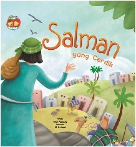 Board Book Anak Seri Sahabat Rasul Salman Yang Cerdik Original bukukita bb seri sahabat rasul salman yang cerdik po