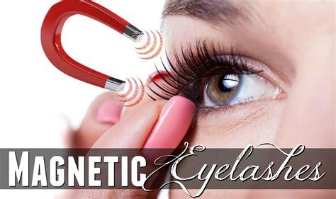 Magnetic Eyelashes False Lashes One Two Lash one two lash the world s magnetic eyelashes