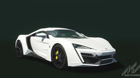 w motors lykan hypersport w motors lykan hypersport w motors car detail