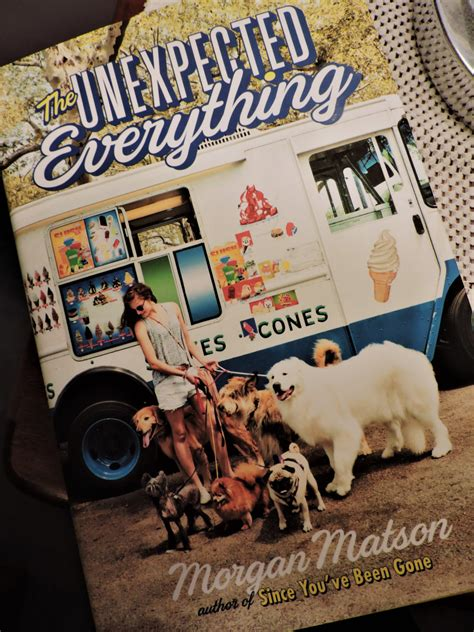 the unexpected everything the unexpected everything by morgan matson book princess reviews