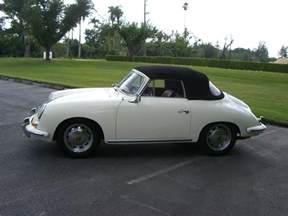 1964 Porsche 356c 1964 Porsche 356c Cabriolet 49571