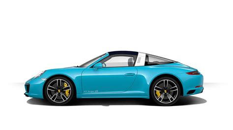 miami blue porsche targa ot talking cars tuesday is back mgoblog