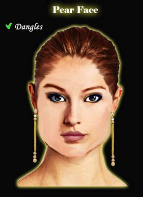 25 best ideas about pear shaped face on pinterest choosing the best jewelries for your face shape mystic