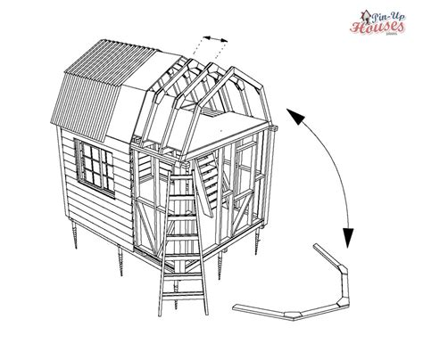 gambrel roof plans small house blog 2017