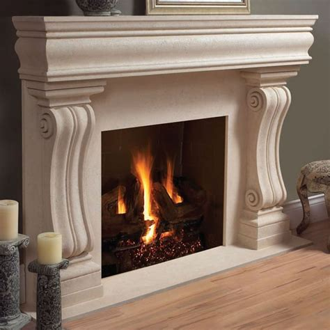 Cultured Fireplace Mantels by Breathtaking Cultured Fireplaces Blueprint Great