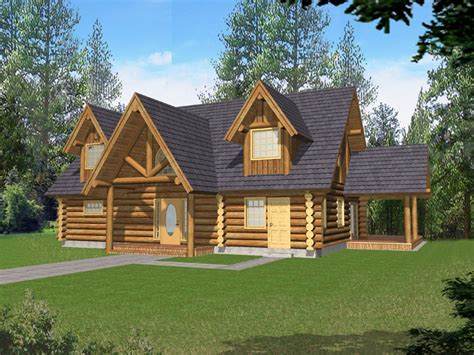 cabin style home badenhaus log cabin style home plan 088d 0056 house plans and more
