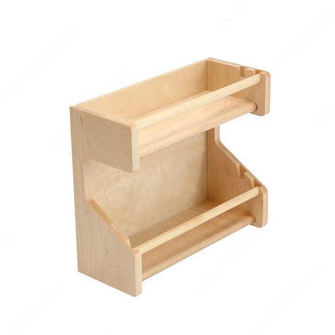 como hacer especiero de madera especiero de madera richelieu hardware
