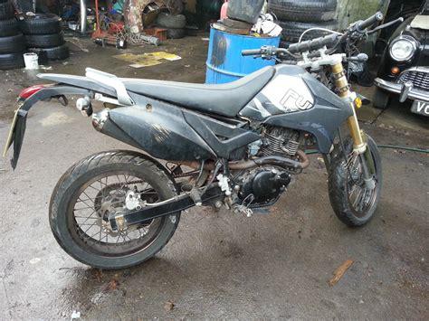 Motorrad 125 Ccm Supermoto by Pioneer Supermoto 125 Cc Motorcycle