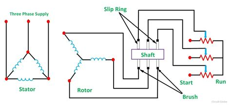 phase induction motor wiring diagram free phase