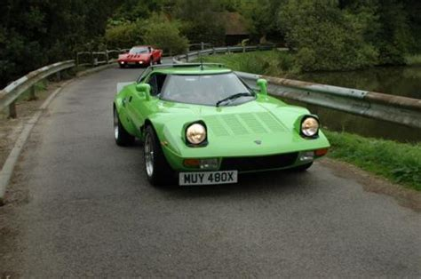 Lancia Stratos Replica For Sale Uk Napiersport Stratos Special Cars Replicars