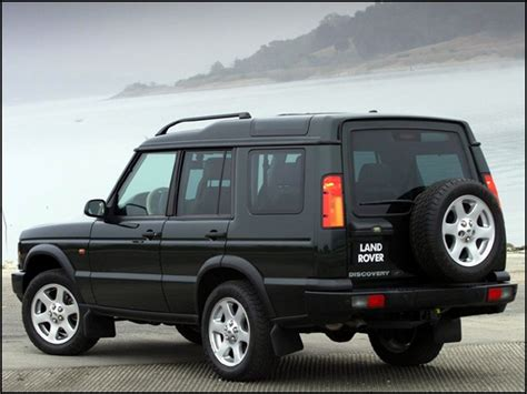 older land rover discovery 2003 land rover discovery can t explain it but i have