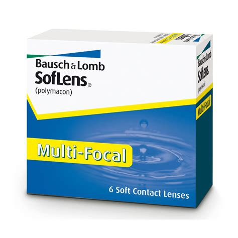 soflens 66 multifocal family vision care