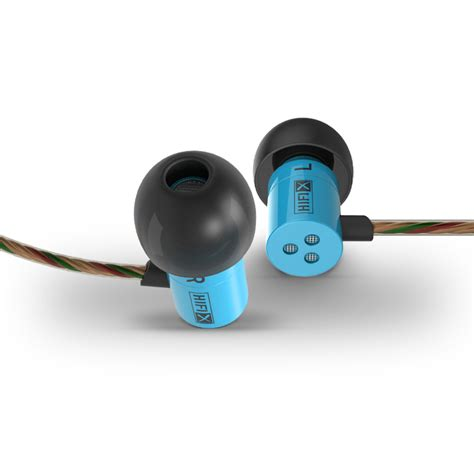 Knowledge Zenith Copper Driver In Ear Earphones With Mic Kz Ate knowledge zenith colorful miniature in ear earphones dynamic driver 8 6mm with microphone kz