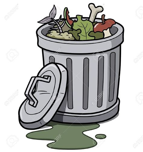 classroom trash can clipart at ideas clip free black and white garbage subreader co