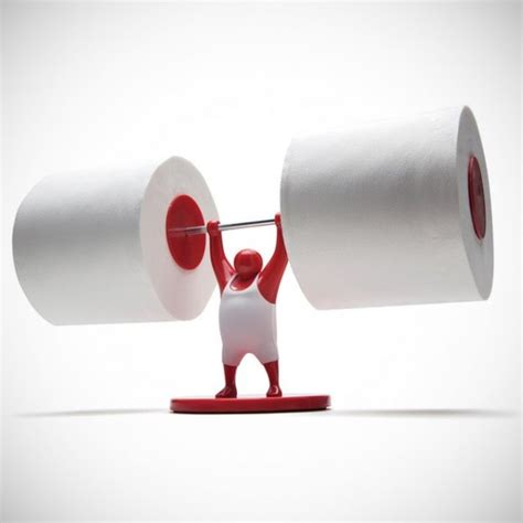 clever toilet paper holders 40 cool unique toilet paper holders