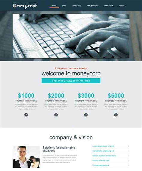 Free Software Consulting Website Template Inputwebwizard Com Software Consulting Company Website Template