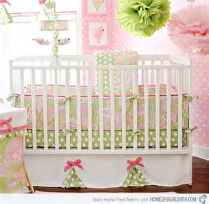 green and pink nursery 15 pink nursery room design ideas for baby girls home design lover