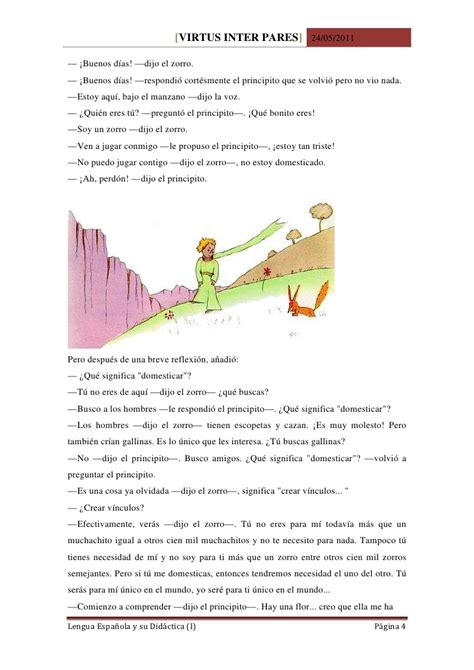 preguntas de comprension sobre el principito el principito valores para primaria