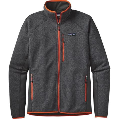 patagonia better sweater jacket patagonia performance better sweater fleece jacket s