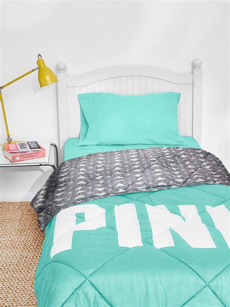 victoria secret pink bed set bed in a bag pink victoria s secret from vs pink