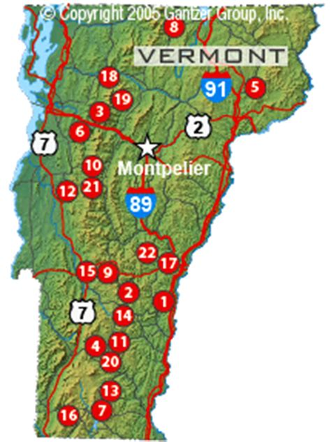 vermont ski resorts map vermont lift ticket discount coupons for skiing and