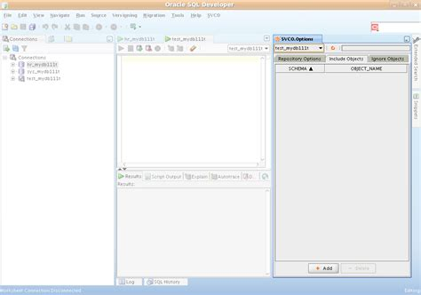 tutorial oracle sql developer tutorial svco extension for oracle sql developer