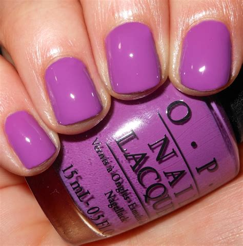 Manicure Opi imperfectly painted opi i manicure for