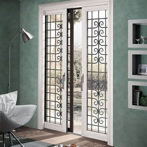porte scorrevoli in alluminio per esterno porte scorrevoli esterni controtelai finestre inferriate