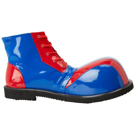 clown shoes funtasma clown 05 pat bump toe two tone one size