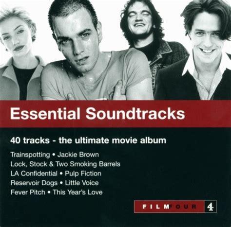 40 epic film essentials essential soundtracks various artists songs reviews