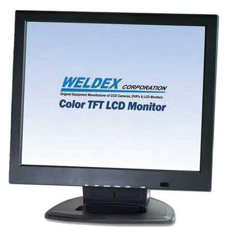 Monitor Lcd Skyview weldex wdl 1900m 19 inch tft lcd monitor