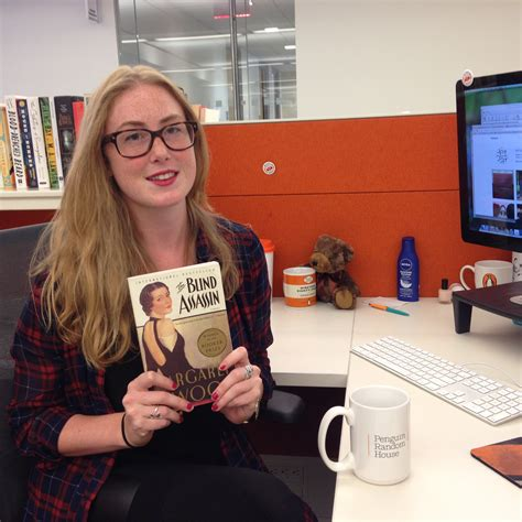 penguin random house bookspotting lindsay is reading the blind assassin by margaret atwood penguin