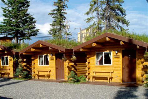 Paw Cabins by Burnt Paw Cabins Alaska Usa