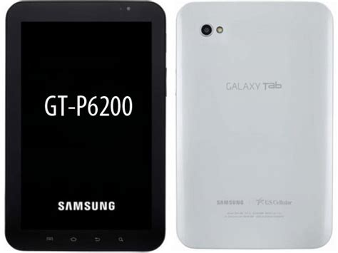 Gt P6200 new 7 inch galaxy tab tipped to sport 1024 x 600 display